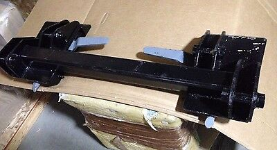 Gehl 4625 5625 4525 6625 Universal skid steer adpater hitch plate GREAT NEW