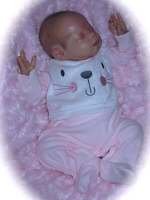 Bnwts - Baby Girls Cutest Teddy Face Outfit - 3-6Mth  Baby/reborn