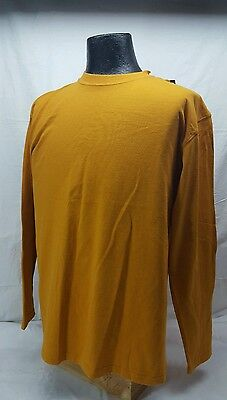 ExOfficio Mens BugsAway ChasR Crew LS Shirt - Size L - Brand New with tags!