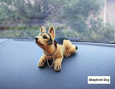 Bobble Head Dogs Bobbing Heads Car Dash Puppy for Car Vehicle decoration Best...