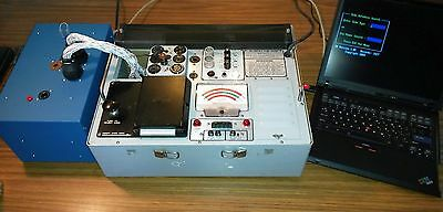 Western Electric Computerized Cardmatic Tube Tester KS-15874-L1 with Software