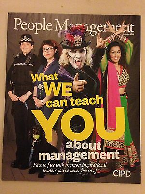 7 People management Magazines CIPD