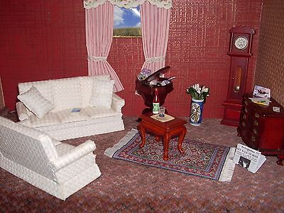 Dolls House Lounge  / Living Room and Accessories