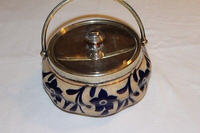 Royal Doulton Burslem Biscuit Jar