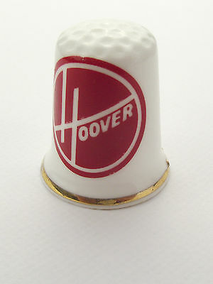 Thimble  - Advertising Thimble Guild - Hoover - More Available Comb P N P