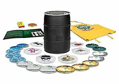 Breaking Bad: The Complete Series (Limited Edition Barrel) [Blu-ray]
