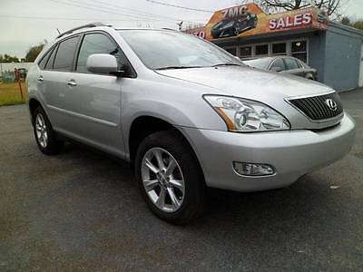 2009 Lexus RX Base AWD 4dr SUV 2009 Lexus RX 350 Base AWD 4dr SUV Automatic 5-Speed AWD V6 3.5L Gasoline