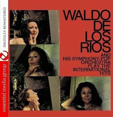 Waldo de los Rios - Play the International Hits [New CD] Manufactured On Demand