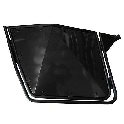Aluminium Lightweight Black Door for Polaris RZR 800 570 900 UTV SXS