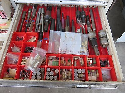 1-lot of  Misc Boring Bars &  Assorted Parts