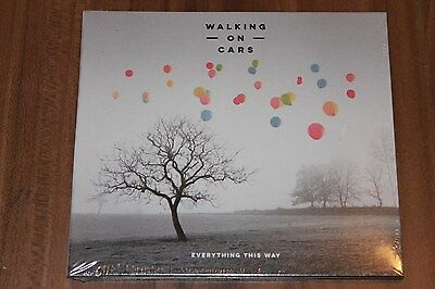 Walking On Cars - Everything This Way (2016) (CD) (00602547645746) (Neu+OVP)
