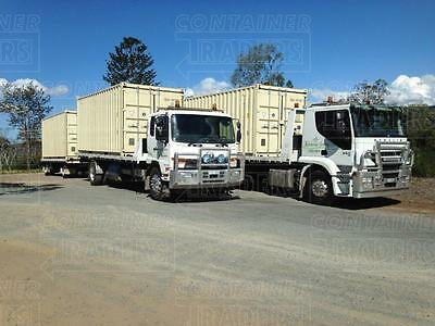 Shipping Containers New & Used 20' & 40' in Adelaide from $1900 Ex GST