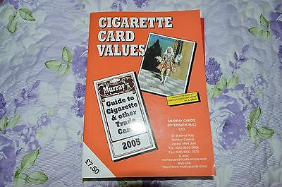 Cigarette Card Values 2005 - Murray Guide To Cigarette & Other Trade Cards