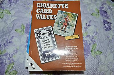 Cigarette Card Values 2003 - Murray Guide To Cigarette & Other Trade Cards
