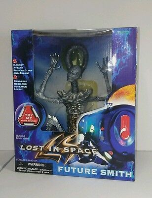 Lost In Space Future Smith Action Figure With Sound