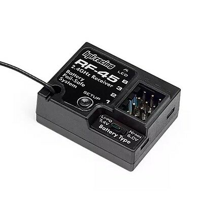 HPI Racing Rf-45 Receiver (2.4ghz/3ch) #105422