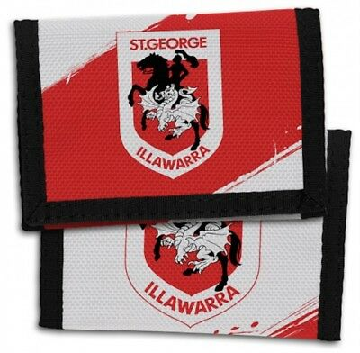 St George Dragons NRL Team Sports Wallet