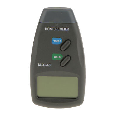Accuracy LCD Digital Checking Wood Timber Bamboo Tabacco Humidity Meter