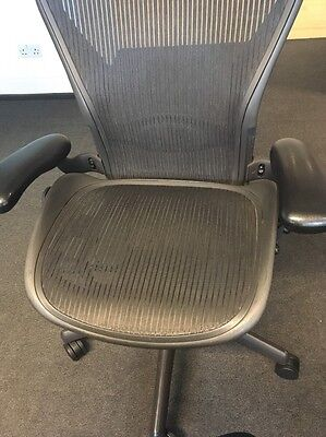 herman miller aeron Office Chair Fully Loaded used size B