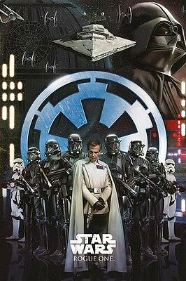 Star Wars Rogue One - Empire POSTER 61x91cm NEW * Darth Vader Orson Krennic