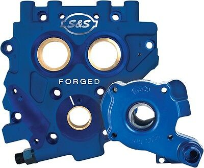 S & S Cycle 310-0732 TC3 Oil Pump And Cam Support Plate Kit