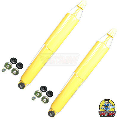 Heavy Duty Pair Front Gas Shock Absorbers Holden Rodeo TF Ute 7/88-2/03