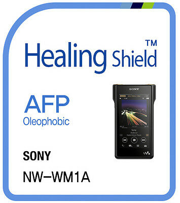 Screen Protector Clear AFP Film Shield 2pcs films for SONY NW-WM1A WM1Z Series