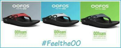 Oofos Ooriginal Sport Thong (multiple sizes and colours) Oofos
