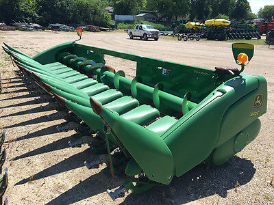 2015 John Deere 612C Headers