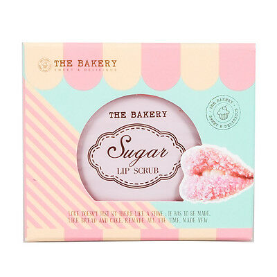 Beauty Buffet The Bakery Sugar Treatment Smooth Moiturizing Lip Scrub Therapy 9g