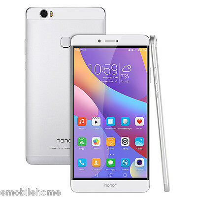 """Huawei Honor Note 8 4G Smartphone 6.6"""" Android 6.0 Octa Core 4Go / 64Go Débloqué"""