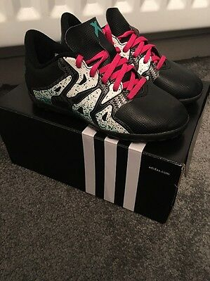 Adidas X 15.4 Children's Football Trainers/boots Child Size 11