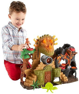 Fisher-Price Imaginext Dino Fortress Standard Packaging