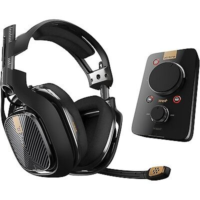Astro A40 Headset + MixAmp Pro TR for PS4 PlayStation 4
