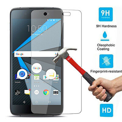 100% Genuine Tempered Glass Screen Protector Film For BlackBerry DTEK50 / DTEK60
