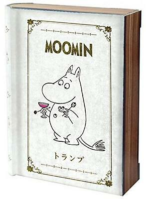 Ensky Moomin Valley Trump playing cards game