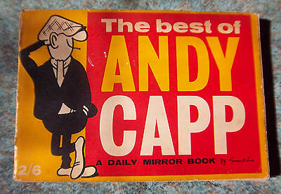 THE BEST OF ANDY CAPP  BY REG SMYTHE ISSUE No.5 1960