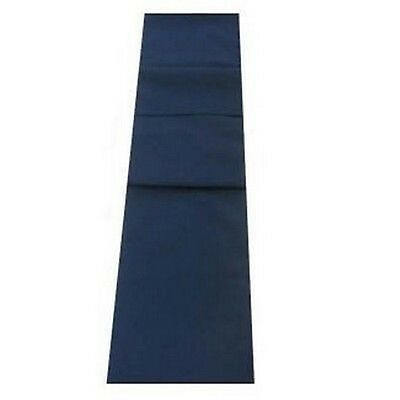 Navy Blue Table Runner, Restaurant Quality, Linen Blend