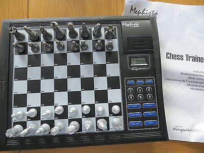Mephisto Chess Trainer from Saitek