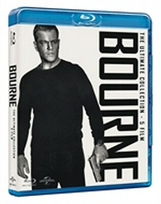 Bourne - The Ultimate Collection - 5 Film (5 Blu-Ray Disc)