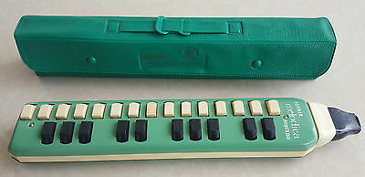 Vintage Hohner Melodica Soprano 25 Keys With Original Case Made in Germany