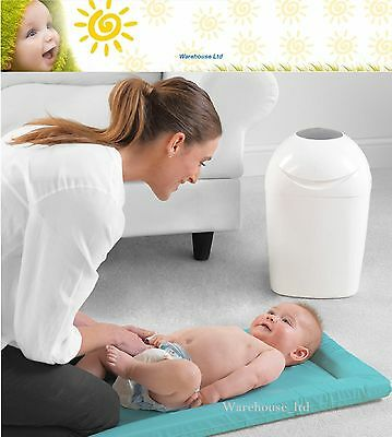 Tommee Tippee Sangenic Tec Tub Hygiene  Nappy Disposal System