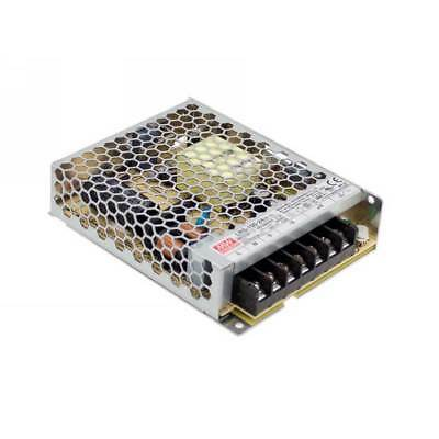 LRS-100-12 Mean Well 1 OUTPUT 100W 12V 8.5A