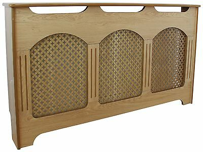 The Collection Winterfold Large Radiator Cabinet - Oak Effect-From Argos on ebay