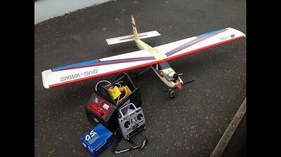 Radio Controlled Airplane 6 Foot Wingspan