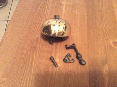 vintage bicycle bell parts