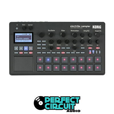 Korg Electribe 2 SAMPLER Music PRODUCTION STATION - DEMO - PERFECT CIRCUIT