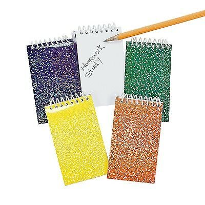 Paper Prisms Spiral Notepads (12 Writing Pads)