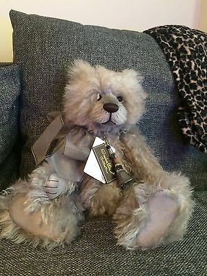 Charlie Bears Bodie Isabelle Collection Limited Edition Bear New SJ5354