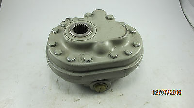 "Used Prince Cast Iron PTO Hydraulic Pump HC-PTO-3AC 1-3/8"" 21 Spline Bore"